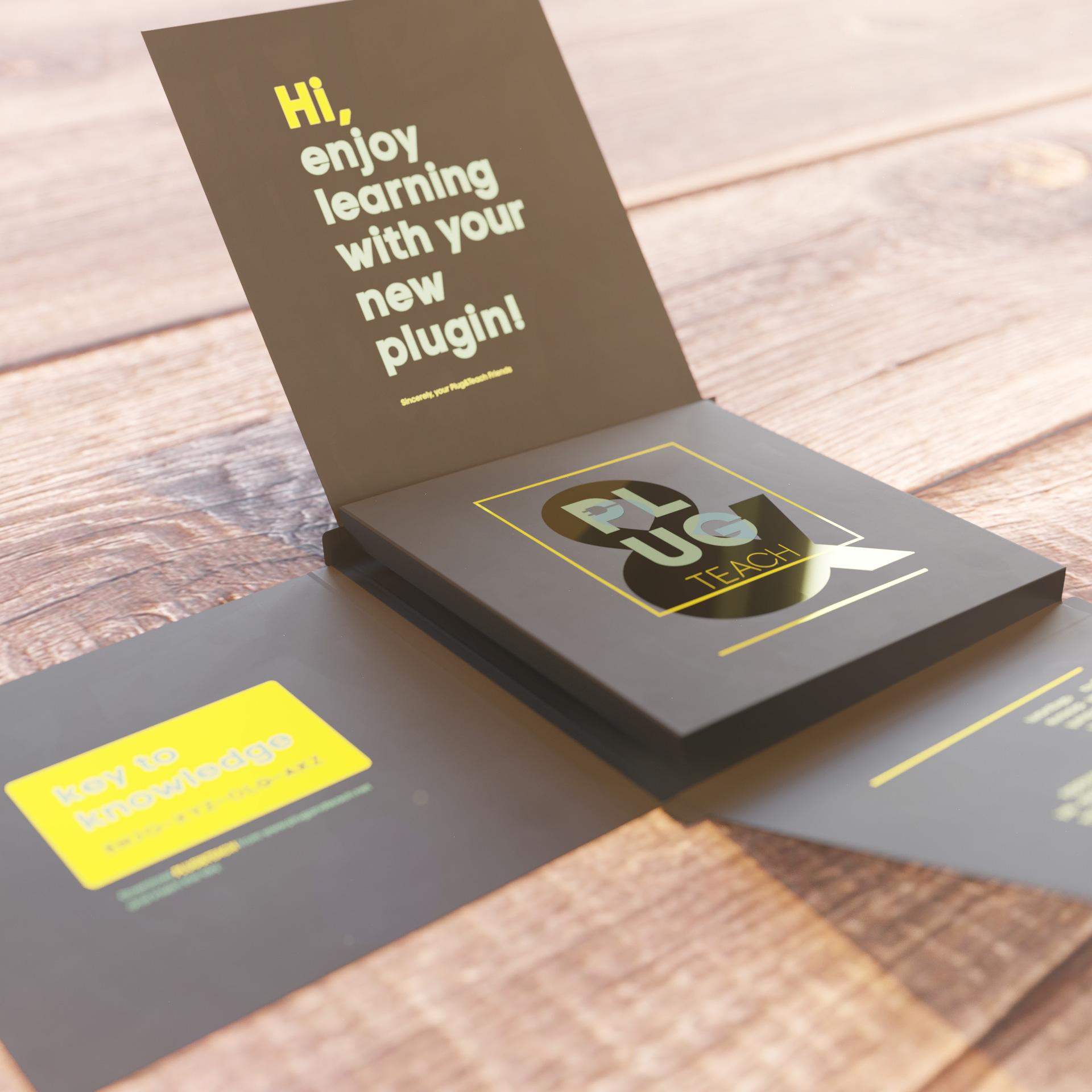 e-learning software box